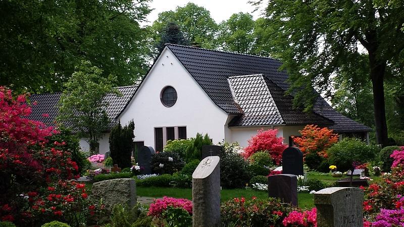 Friedhof Heiligenhaus Kapelle