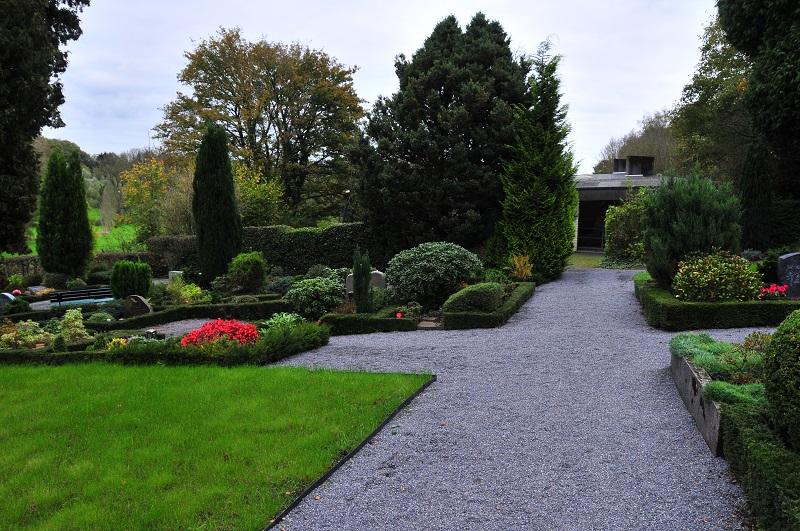 Friedhof Schöller neue Wege