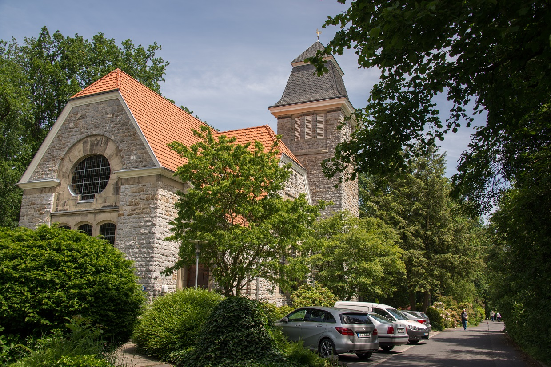 Friedhof Hochdahl Neanderkirche