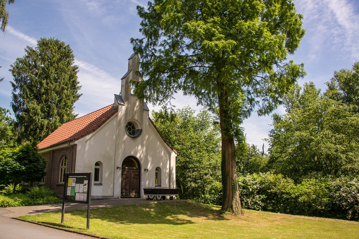 Friedhof Linnep Kapelle