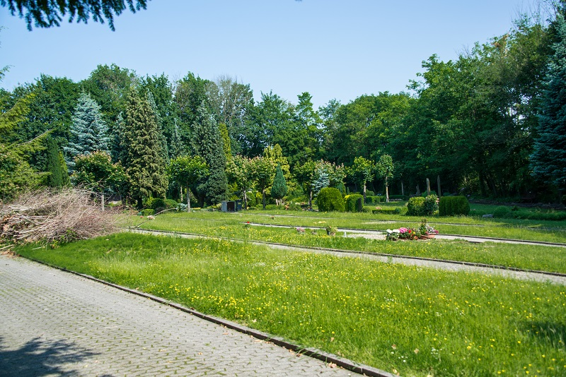 Friedhof Tönisheide