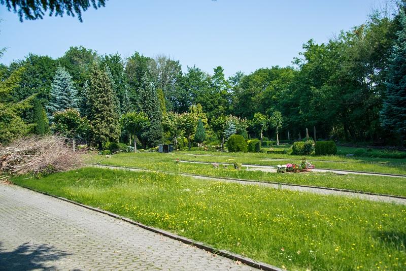 Friedhof Tönisheide
