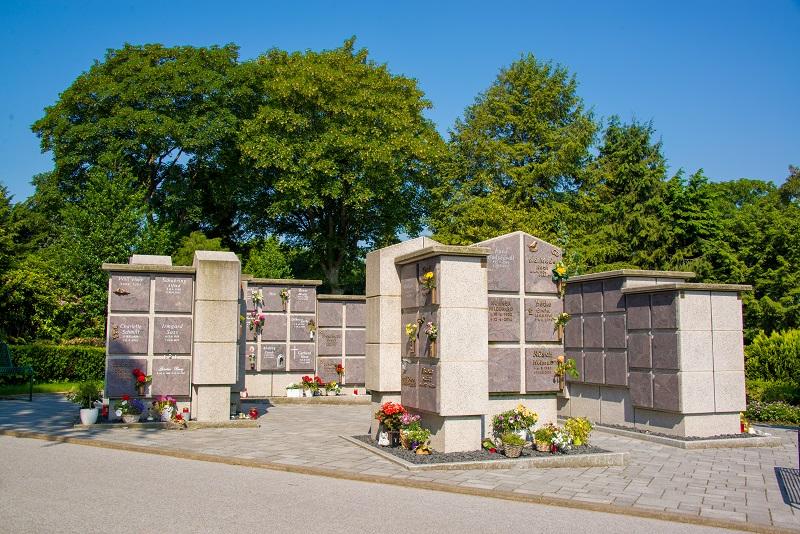 Friedhof Velbert Grabstätte