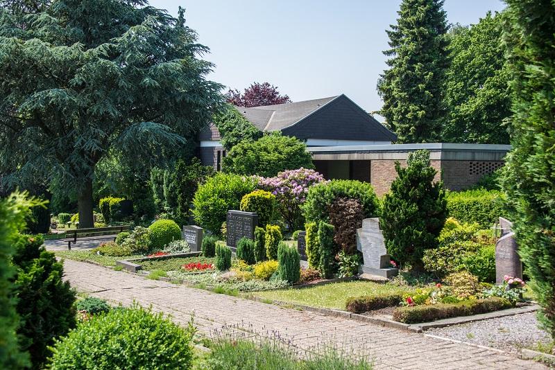 Friedhof Wülfrath Gräber