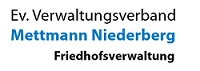 Friedhöfe in Niederberg Logo